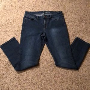 New York and co skinny jeans